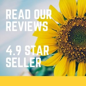 Top Rated Seller 😀! Hear from other customers!